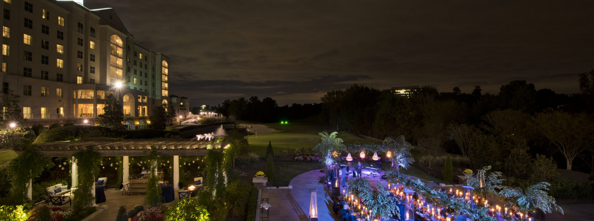 Meetings and Events at The Ballantyne, A Luxury Collection Hotel, Charlotte, North Carolina
