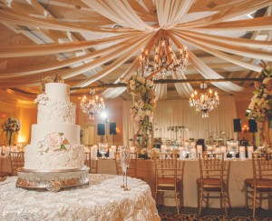The Ballantyne Ballroom Wedding by Smitten and Hooked Photography