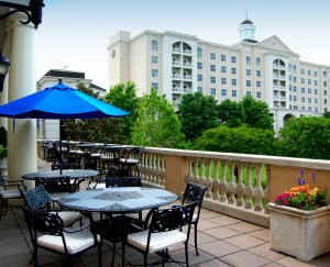 Carolina Balcony at the Ballantyne
