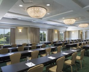 Fairway Ballrom Meeting and Event Venue at The Ballantyne, A Luxury Collection Hotel, Charlotte North Carolina | Luxury Hotel | Luxury Resort | Spa | Golf | Dining | Weddings | Meetings