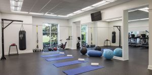 Fitness and Fitness Classes at The Ballantyne, Charlotte North Carolina