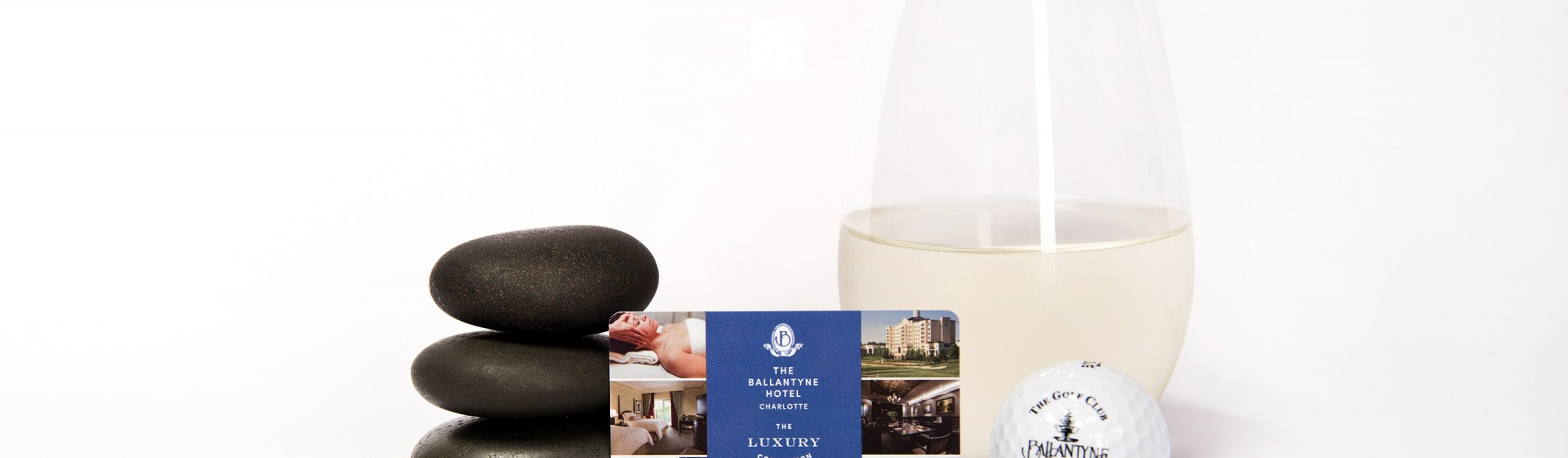Gift cards at the ballantyne in charlotte nc give the gift of a luxurious experience negle Image collections