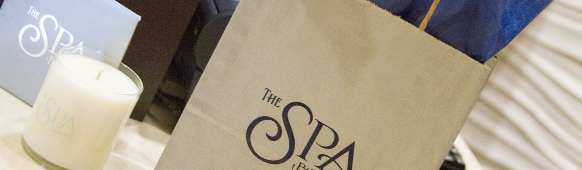 The Spa Offers Header
