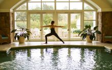 Yoga at The Ballantyne Charlotte