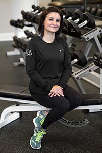 Kathryn Alongi Personal Trainer