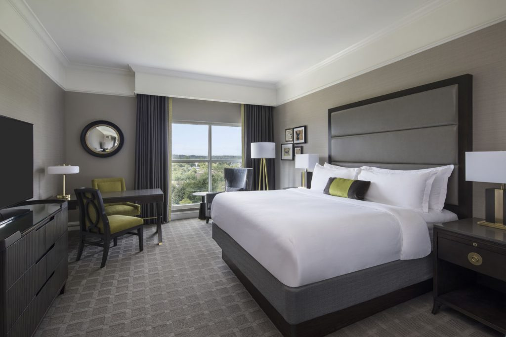 Luxury Deluxe King At The Ballantyne A Collection Hotel Charlotte North Carolina