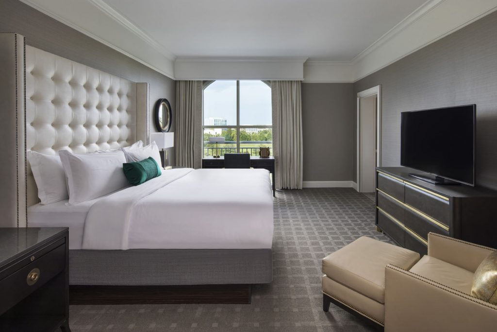 Luxury Presidential Suite At The Ballantyne A Collection Hotel Charlotte North Carolina