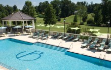 Outdoor Pool at The Ballantyne Hotel