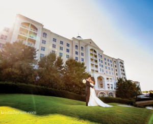 South Lawn at The Ballantyne Hotel by Kristin Byrum Photography