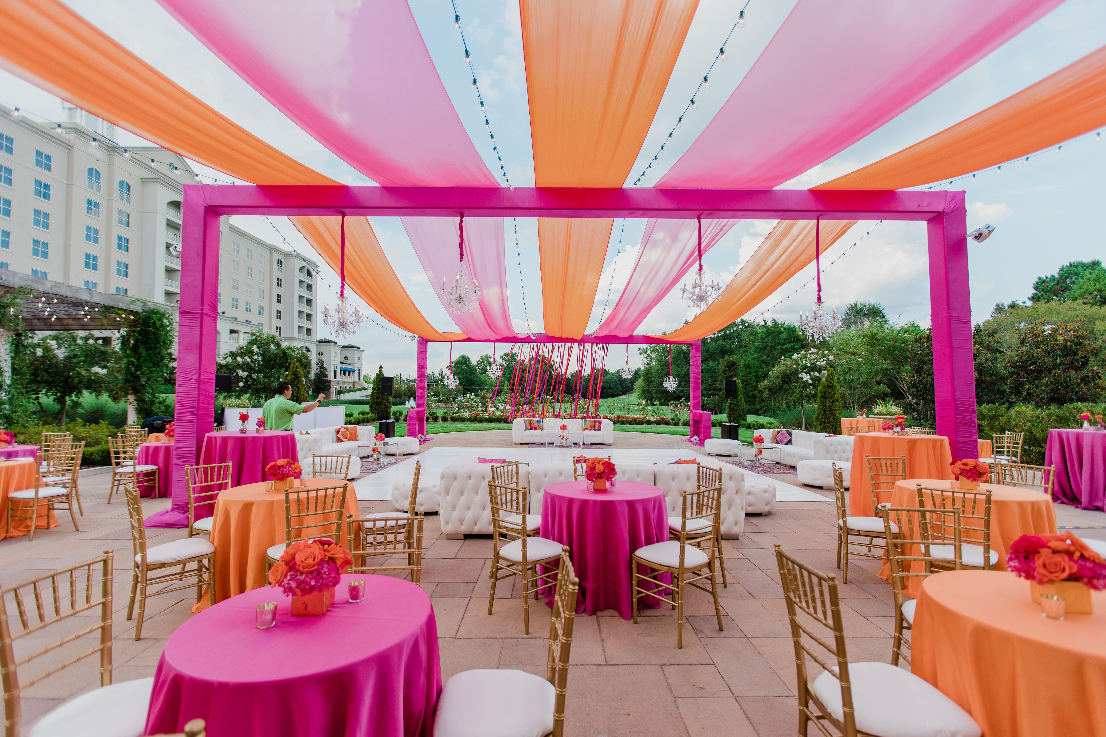 Wedding Reception Ceremony Outdoor Venues The Ballantyne Charlotte