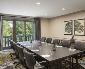 The Lodge at Ballantyne, Charlotte North Carolina Meeting Retreat, Wedding Venue | Meeting Room