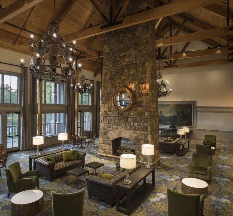 The Lodge at Ballantyne, Charlotte North Carolina