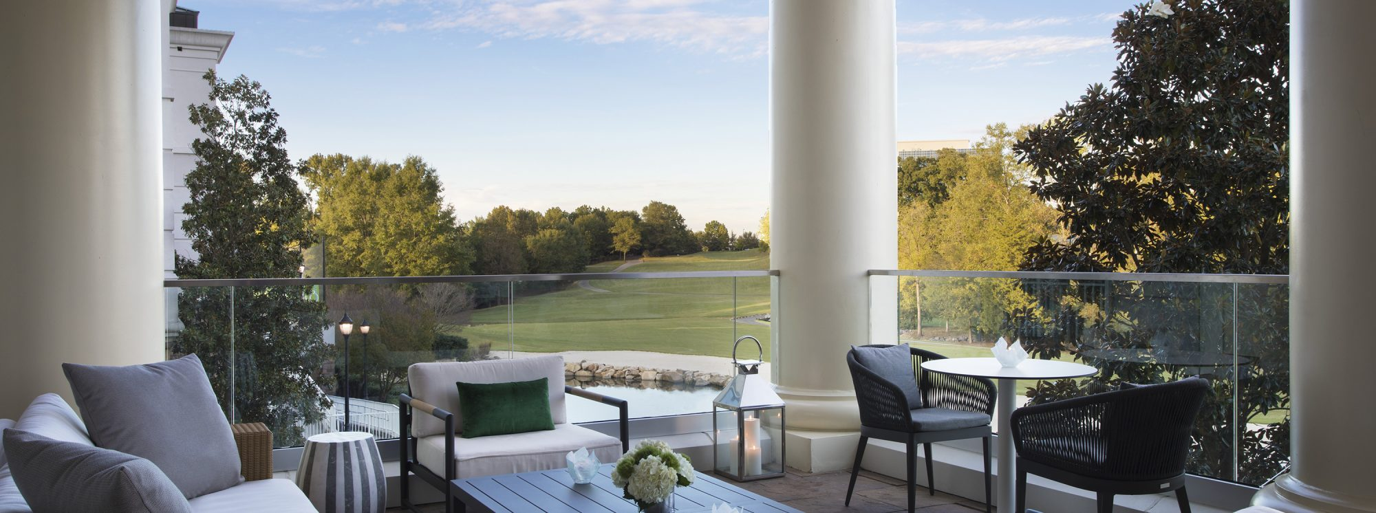 The Ryal Balcony at The Ballantyne, Charlotte
