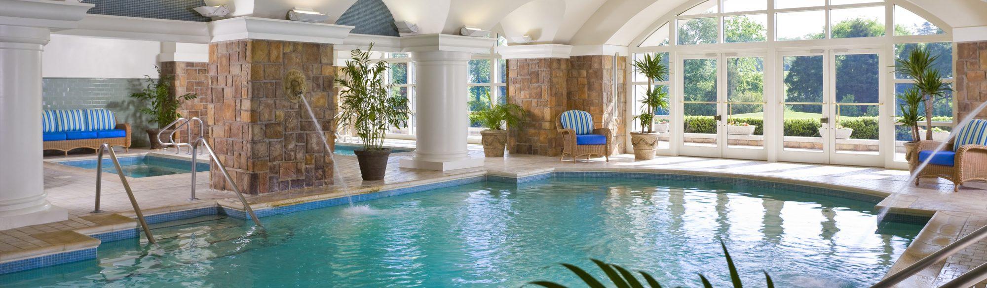 Indoor Pools at The Ballantyne, Charlotte