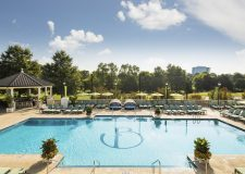 Outdoor Pool at The Ballantyne, Charlotte