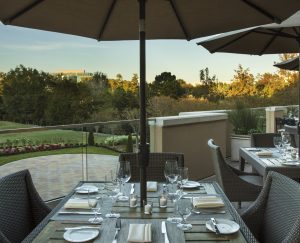 Al Fresco Dining at Gallery Restaurant at The Ballantyne, Charlotte