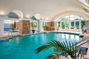 Indoor Pool at the Spa at Ballantyne