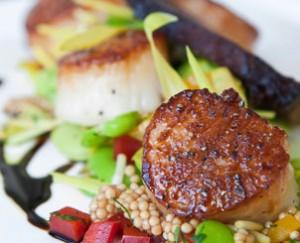 Gallery Restaurant Dinner