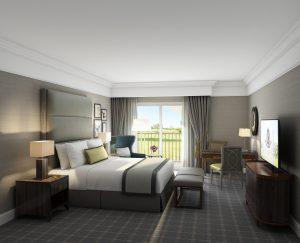The Ballantyne Hotel Charlotte North Carolina Luxury Hotel Room