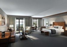 The Lodge at Ballantyne Charlotte Hotel Room