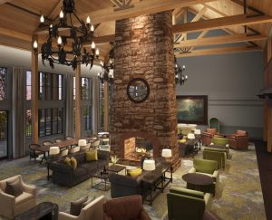 The Lodge at Ballantyne Charlotte North Carolina Timbers